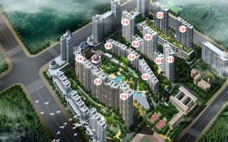 涿州鸿盛凯旋门三期期房均价6200元