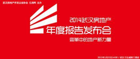 2014年武汉房地产市场年度报告发布会